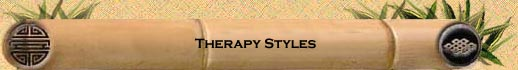 Therapy Styles